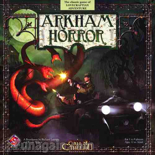Arkham Horror game