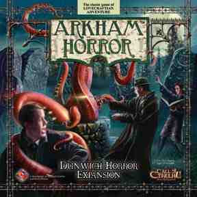 Arkham horror : The Dunwich horror expansion