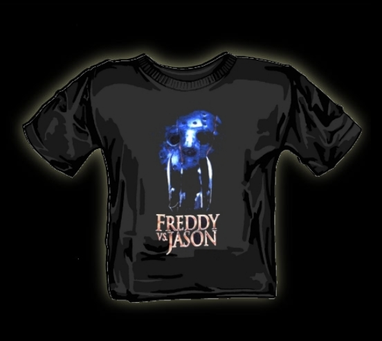 Freddy Vs Jason scarface T shirt
