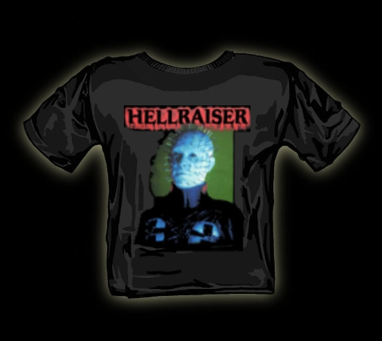 Hellraiser your suffering t shirt