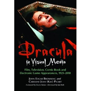 Dracula in visual media book