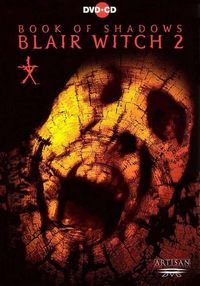 Blair witch 2- Book of shadows DVD