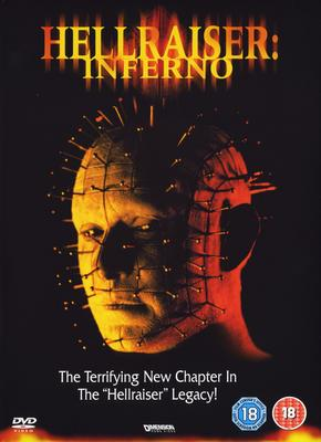 Hellraiser inferno DVD