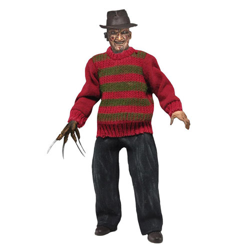 Freddy Krueger retro figure