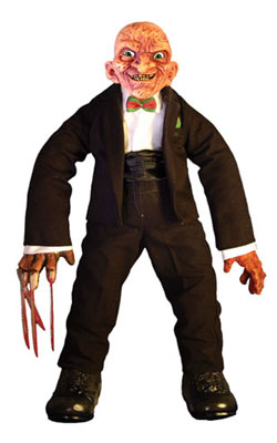Freddy krueger plush doll II
