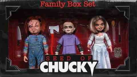 Seed of chucky box set