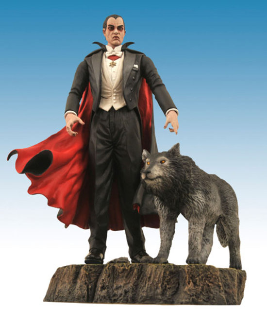 Dracula figure diamond select