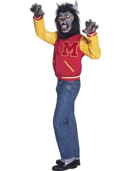 Michael Jackson Thriller Werewolf Mask Michael Jackson Thrill...
