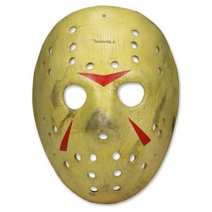 Jason resin mask: part 3