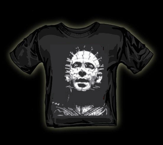Pinhead Blow up t shirt