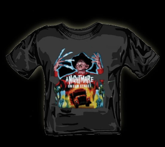 Nightmare on elm street- Freddys revenge T shirt