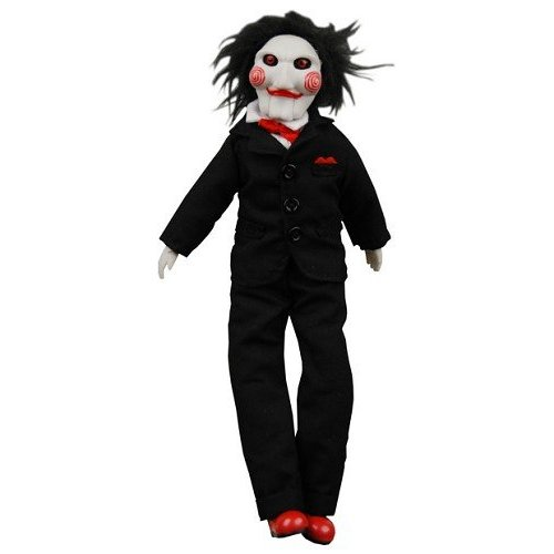 SAW puppet 7 inch plush doll