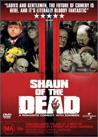 Sean of the dead DVD