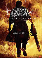 Texas Chainsaw massacre the begining DVD